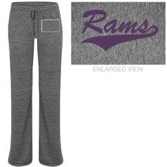 Rams sweats