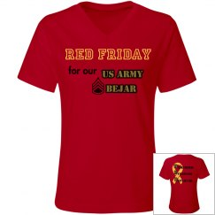 RED Friday very neck