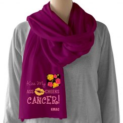 Ladies KMAC CANCER SCARF