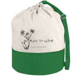 Run to win! Duffle Bag