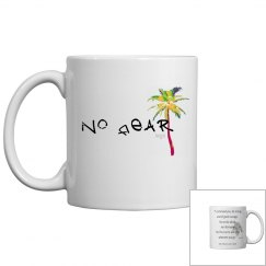 No Fear Mug- Angel
