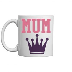 Queen Mum Mug