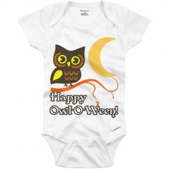 Happy owl o ween