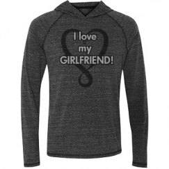 I love my girlfriend!