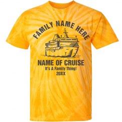 Family Cruise shirt