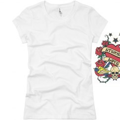 Eternal Love Tattoo T
