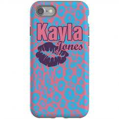 Name And Kiss Case