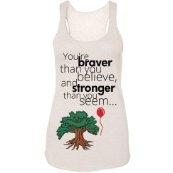 Braver and Stronger
