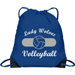 Lady Wolves Volleyball