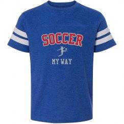 Soccer my way