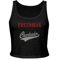 Freshman Cheer Tank