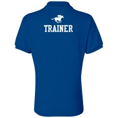 Horse Trainer Polo