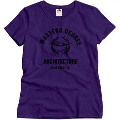 Degree in Architecture