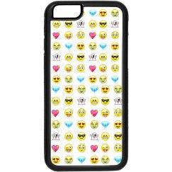 Emoji lover iphone 6 case