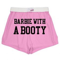 Barbie w.a.b. shorts