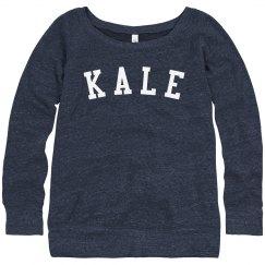 Kale Yale Sweatshirt