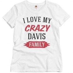 Crazy Davis family