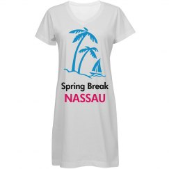 Spring break nassau