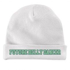 Future Belly Dancer!