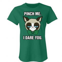A Grumpy Cat St. Patty's