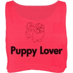 The Puppy Lover Tank Top