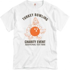 Turkey Bowling Charity