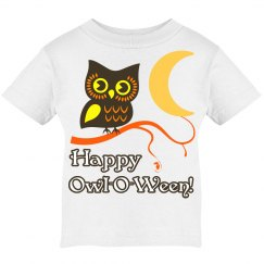 Happy owl o ween