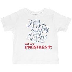 Future Toddler President