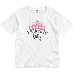 Princess Kally Girls Tee