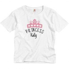 Princess Kally Girls Tee