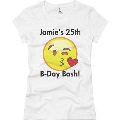 Jamie 25th Birthday Bash