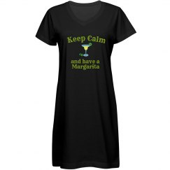 Keep Calm - Margarita black