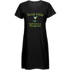 Keep Calm - Margarita black