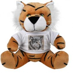 CC Stuffed Tiger