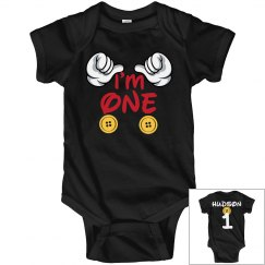 First Birthday - I'm one