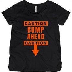 Caution Baby Bump Ahead