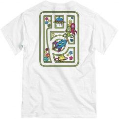Space Play Mat Tee