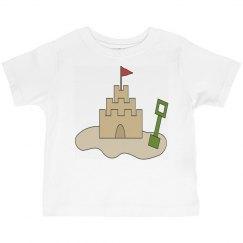 Sandcastle Tee Shirt