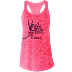 Gymnast Burnout Tank