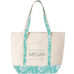 Megan Tropical Travel