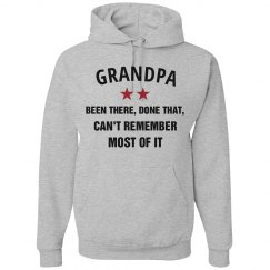 Grandpa can't remember