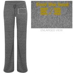 Feel the beat gray pants