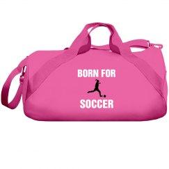 Born for soccer