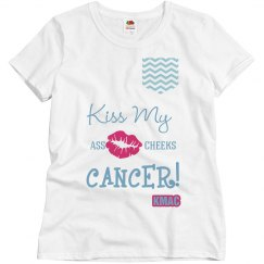 Ladies CANCER Tee