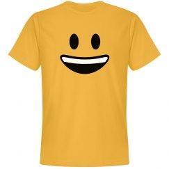 Emoji Very Big Smile Costume