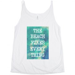 The Beach Fixes Everything