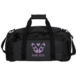 Ballet Shoes Custom Dance Bag