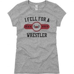 I fell for a wrestler