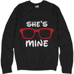 shes mine swearter