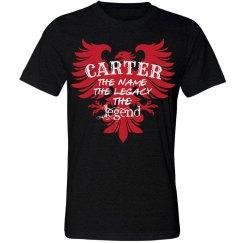 Carter. The Legend